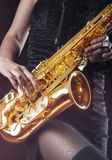 Saxophone Stock Images