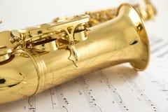 Saxophone Royalty Free Stock Photos