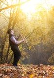 Saxophonist Royalty Free Stock Photos