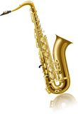 Saxthone Stock Foto