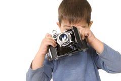 Say cheese! Stock Image