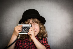 Say cheese! Royalty Free Stock Photography