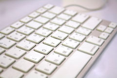 Say It With keyboard: Love Royalty Free Stock Photo