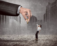 Say No To Corruption Royalty Free Stock Images