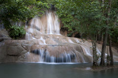 Say Yok Noi waterfall Stock Photos