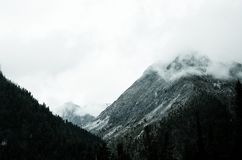 Sayan Mountains Stock Image