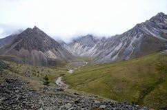 Sayan Mountains Royalty Free Stock Photo