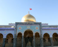 Sayeda Zeinab świątynia w Syrii Zdjęcie Royalty Free