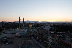 Sayeda Zeinab shrine in Syria Stock Photos
