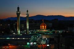 Sayeda Zeinab shrine in Syria Royalty Free Stock Photo