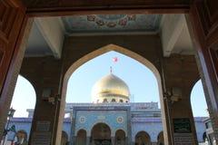 Sayeda Zeinab shrine in Syria Stock Photo