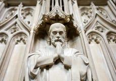 Saying a Prayer - Faith Royalty Free Stock Photography