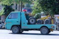 SayThong Tow truck Stock Image