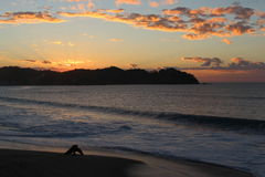 Sayulita Sunset Stock Photos