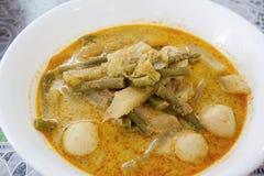 Sayur Lodeh Indonesian Dish Closeup Royalty Free Stock Images