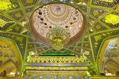 sayyida di ruqayya della moschea Immagine Stock