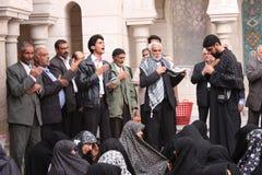 sayyida ruqayya μουσουλμανικών τεμ&epsilo Στοκ φωτογραφία με δικαίωμα ελεύθερης χρήσης
