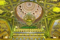 Sayyida Ruqayya Moschee Stockbild