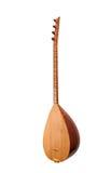 Saz传统土耳其乐器 库存图片