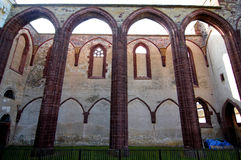 sazava μοναστηριών Στοκ φωτογραφία με δικαίωμα ελεύθερης χρήσης