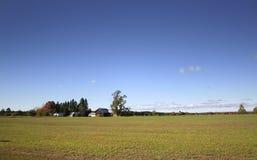 Sbarchi dell'azienda agricola Fotografia Stock