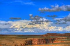 Sbarchi di nazione del Navajo Immagine Stock