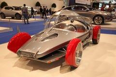 sbarro 2 принципиальной схемы 100 автомобилей Стоковое фото RF