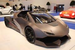 Sbarro Evoluzione Sportscar Royalty Free Stock Image