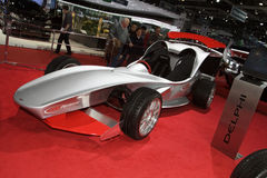 Sbarro F1For3 - Geneva Motor Show 2012 Stock Photos