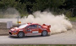 Sébastien Loeb - Citroen Stock Photo