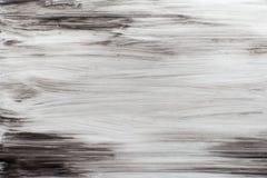 Sbavature del nero del fondo dello smalto illustrazione di stock