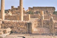 Sbeitla ruins Stock Photos