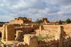 Sbeitla, Tunesien Stockfoto