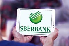 Sberbank του λογότυπου της Ρωσίας Στοκ Εικόνα