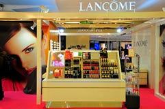 Sbocco dei prodotti di cura di bellezza di Lancome Fotografia Stock