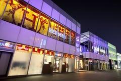 Sbocco lussuoso di Hermes a Dalian, Cina Fotografie Stock