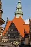 Scène à Dresde, Allemagne Photographie stock libre de droits