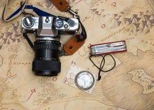 Scène 2 van de exploratie Stock Fotografie