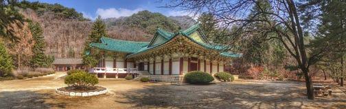 Scène coréenne du nord Images stock
