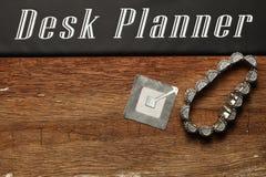 Scène d'étiquette de bijoux et de rfid Images stock