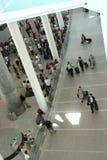 scène d'aéroport Photos libres de droits