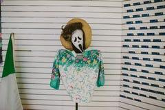 Scène d'Ubu Roi par Alfred Jarry - Miami Image stock