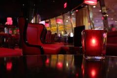 Scène de bar Photographie stock libre de droits
