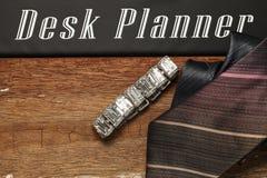 Scène de bijoux et de cravate Images libres de droits