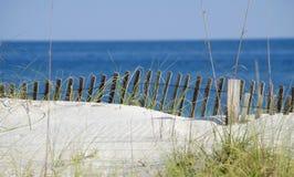 Scène de côte de Golfe Photos libres de droits