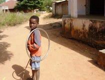 Scène de Guinée-Bissau Photographie stock