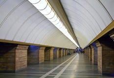 scène de kyiv de ville Images stock