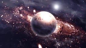 Scène de l'espace - backgroundvideo banque de vidéos