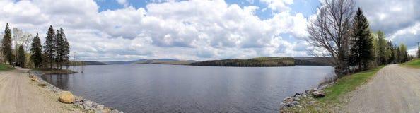 Scène 4 de lac Photo stock