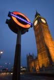 Scène de Londres Photos stock